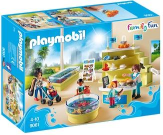 Playmobil Family Fun Aquarium Shop 9061