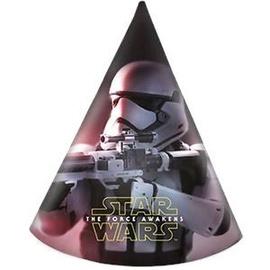 Procos Star Wars Storm Party Hats 6pcs 86225