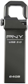 PNY Hook Attache USB 3.0 64GB