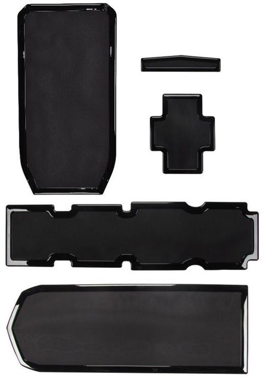 DEMCiflex Dust Filter Black DF0787 Set For Corsair Graphite 780T