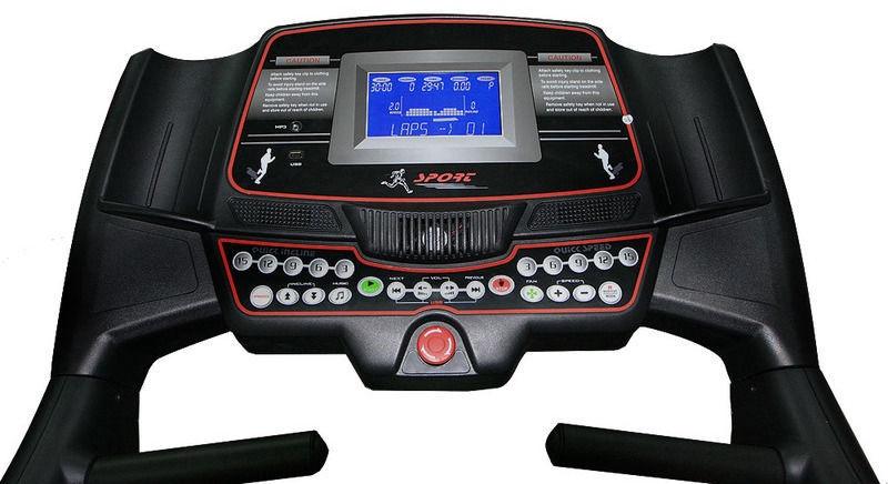 Bėgimo takelis Hertz Speed Pro 10848