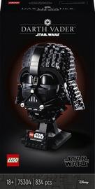 Konstruktor LEGO Star Wars Darth Vader™-i kiiver 75304, 834 tk