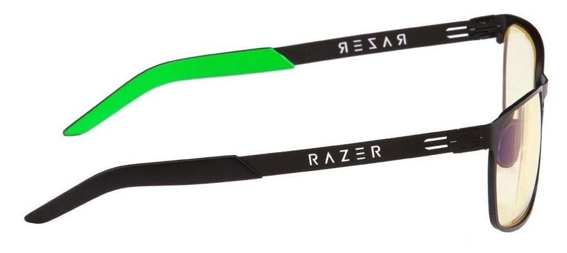 Gunnar Razer FPS Gaming Glasses Onyx Amber