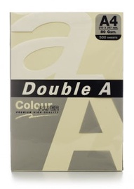 Double A Colour Paper A4 500 Sheets Ivory