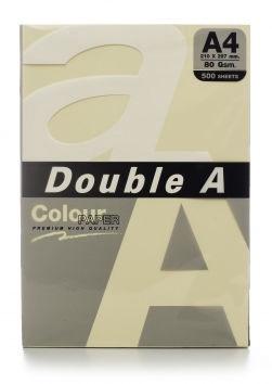 Бумага Double A Colour Paper A4 500 Sheets Ivory