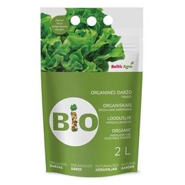 Trąšos organinės daržui Baltic Agro, 2 l