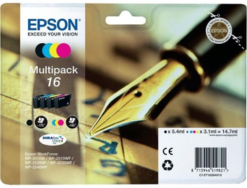 Epson 16 Pen and Crossword Multipack