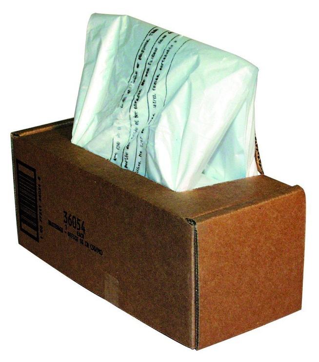 Fellowes Waste Bags For Shredders 36054