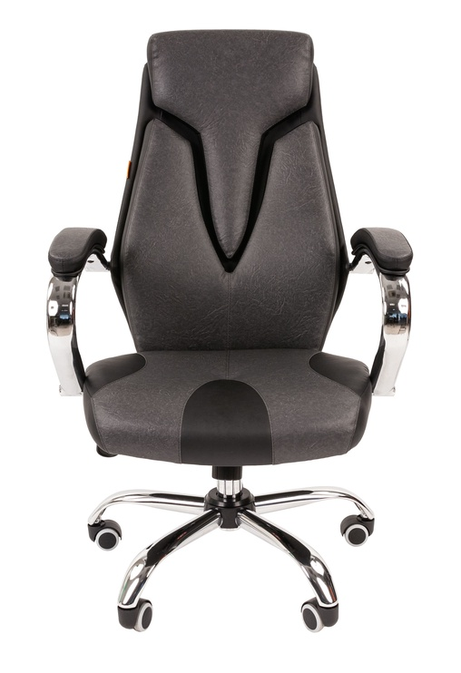 Офисный стул Chairman 901, черный/серый