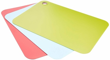 Joseph & Joseph Pop Chopping Mats Multi Colour 3pcs