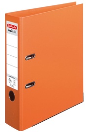 Herlitz Max File A4/8cm Orange