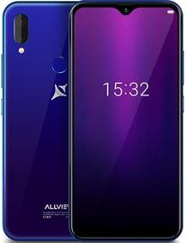 Mobilusis telefonas AllView Soul X6 Mini Blue, 16 GB