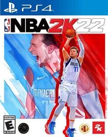Игра для PlayStation 4 (PS4) 2k Games NBA 2K22