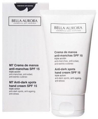 Bella Aurora M7 Anti Dark Spots Hand Cream SPF15 75ml