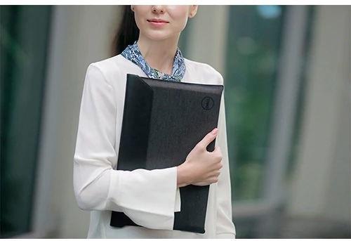 "Dell Premier 460-BDCB Sleeve 15"" Black/Gray"