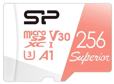 Silicon Power Superior UHS-I microSDXC 256GB + Adapter