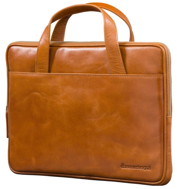 Dbramante1928 Silkeborg 13 Notebook Bag Tan