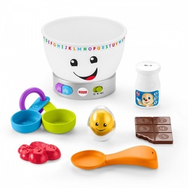 Interaktyvus žaislas Fisher Price Laugh & Learn Magic Color Mixing Bowl GMX52