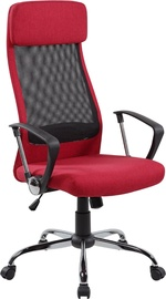 Home4you Office Chair Darla Red 27796