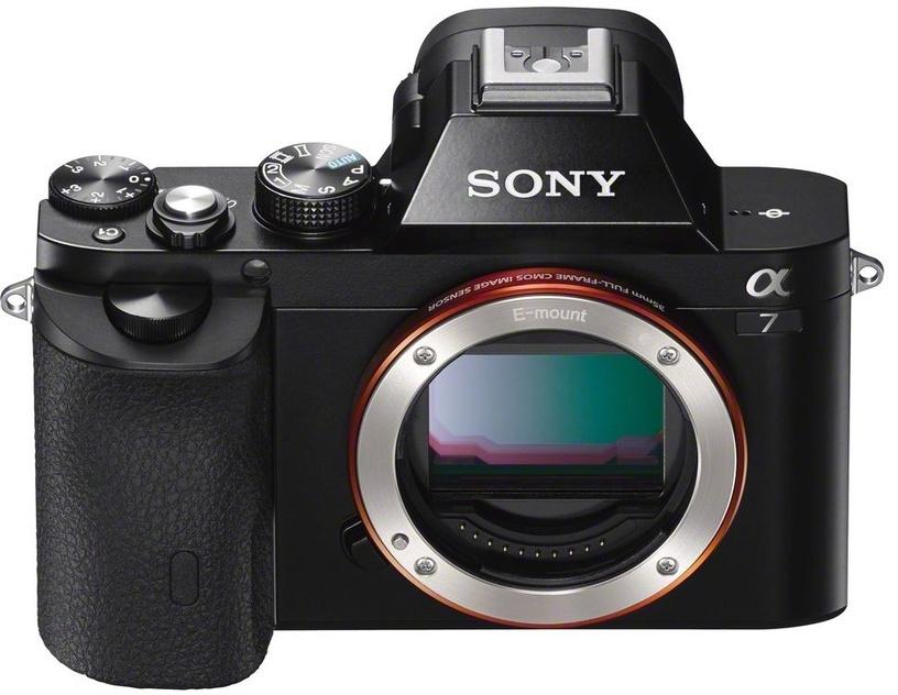 Sony ILCE-7 Body Black