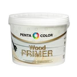 Gruntas medienai Pentacolor Wood Primer, balta, 10 l