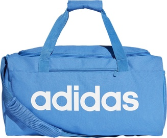 Adidas Linear Core Duffel Bag Small Blue DT8623