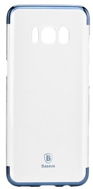 Baseus Wing Case For Samsung Galaxy S8 Plus Transparent/Blue