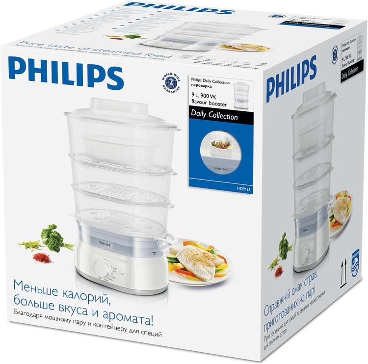 Tvaika katls Philips Daily Collection HD9125/90