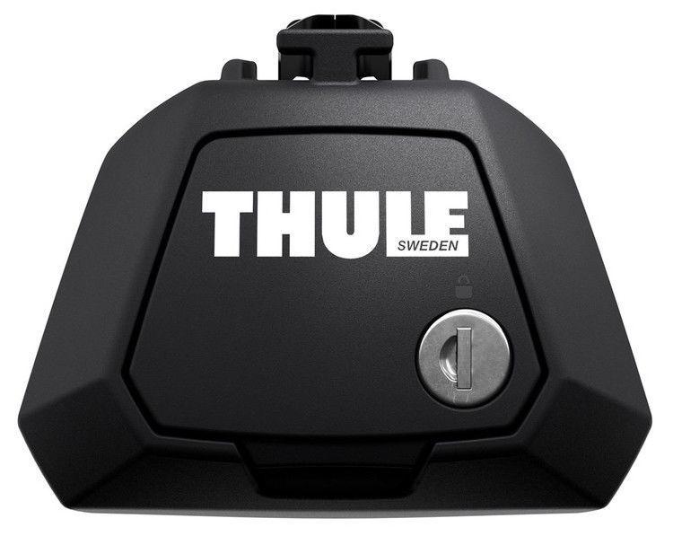 Монтажная часть Thule 7104 Evo Raised Rail Foot Pack, 127 см, 2 шт.