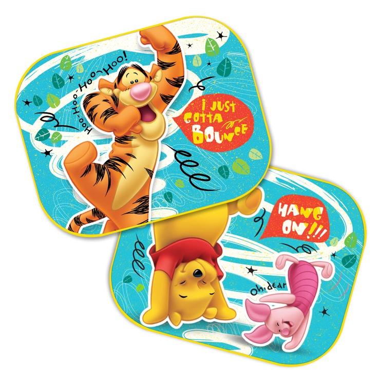 Защита от солнца Winnie The Pooh, 2 шт.