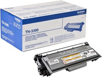 Lazerinio spausdintuvo kasetė Brother TN-3390 Black