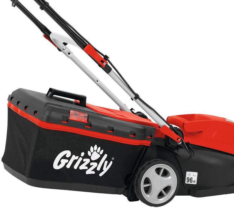 Elektrinė vejapjovė Grizzly ERM 1637-3