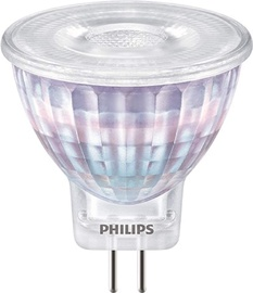 Spuldze LED Philips 2.3W, GU4, 827, 36° 184lm, 12V