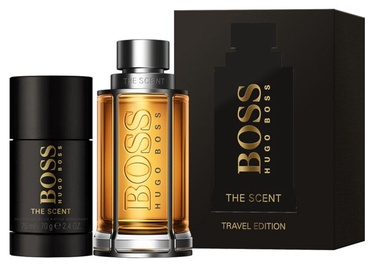Komplekts vīriešiem Hugo Boss The Scent 2pcs Set 170 ml EDT