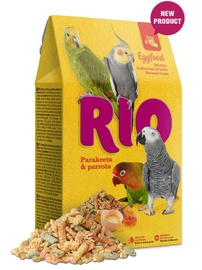 Mealberry Rio Eggfood For Parakeets And Parrots 250g