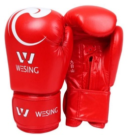 Wesing Boxing Gloves One Size Red
