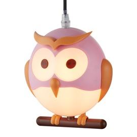 Vaikiškas pakabinamas šviestuvas Searchlight Novelty 0113PI, 1 x 10W E14
