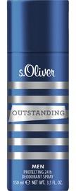 S.Oliver Outstanding Man 150ml Deodorant