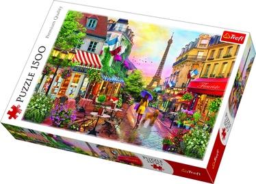 Dėlionė Trefl Charm of Paris 26156, 1500 dalių