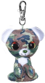Lumo Stars Key Chain Bear Camo 8.5cm