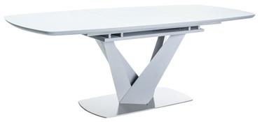 Signal Meble Vegas Table 160-220cm White/Grey