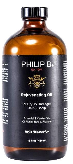 Philip B Rejuvenating Oil For Dry To Damaged Hair & Scalp 480ml