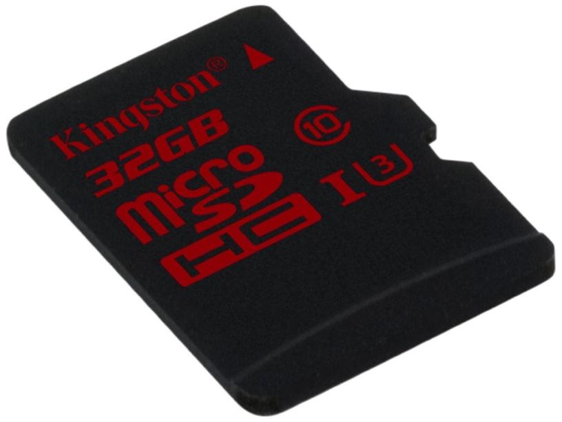 Kingston 32GB microSDHC UHS-I U3 Class 10
