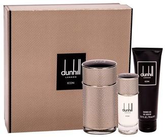Dunhill Icon 100ml EDP + 90ml Shower Gel + 30ml EDP