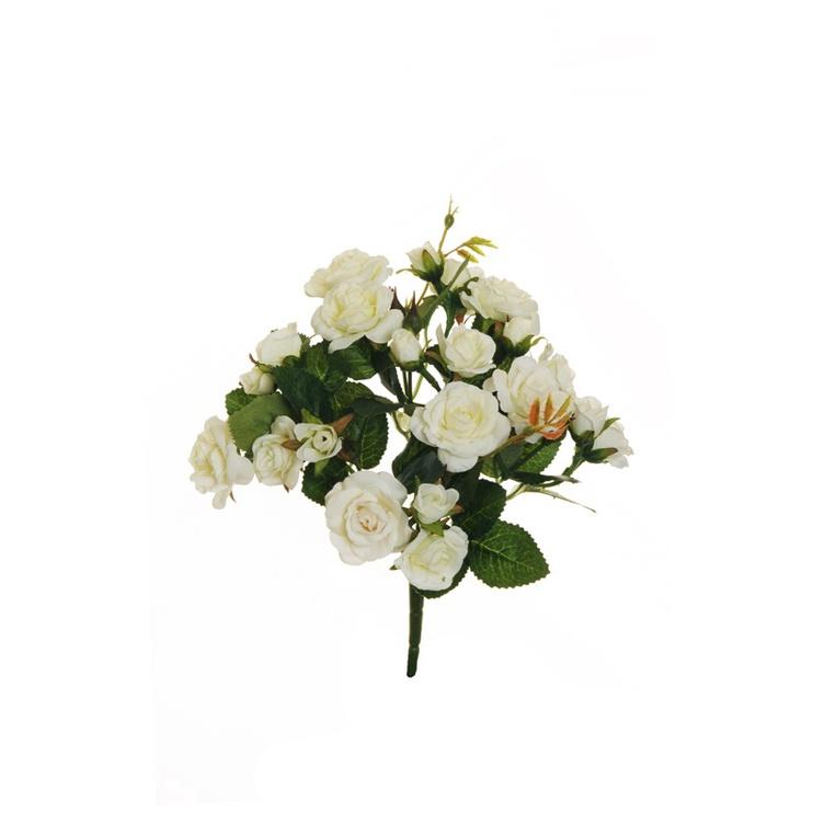 Букет искусственных цветов SN Artificial Rose Bouquet 29cm
