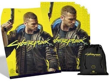 Cyberpunk 2077: Keyart Male V