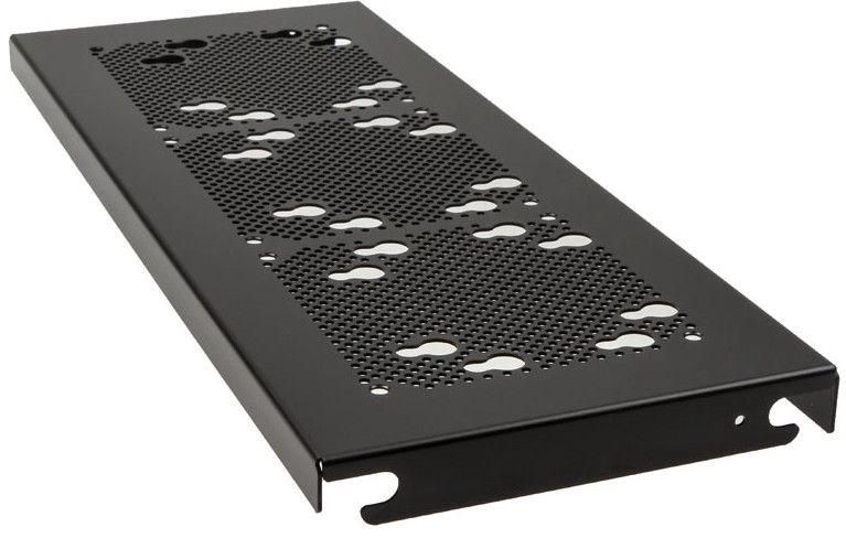 Lian Li T80-2A Fan Bezel For PC-T80 3x120mm Black