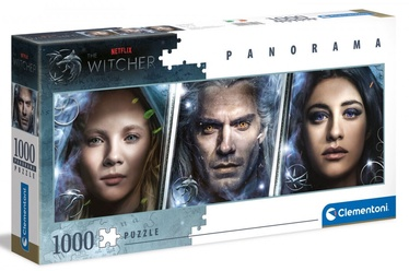 Clementoni Puzzle Panorama The Witcher 1000pcs 39593