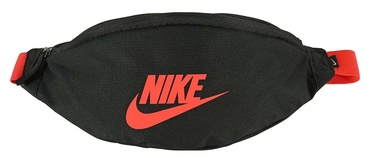 Nike Heritage Hip Bag BA5750 016 Black/Red