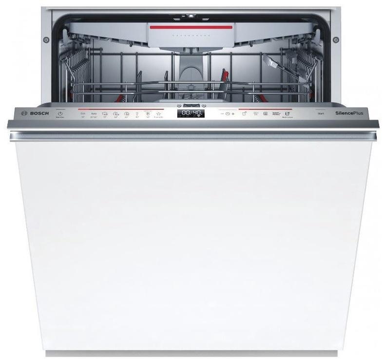 Įmontuojama indaplovė Bosch Serie 6 SMV6ECX51E White